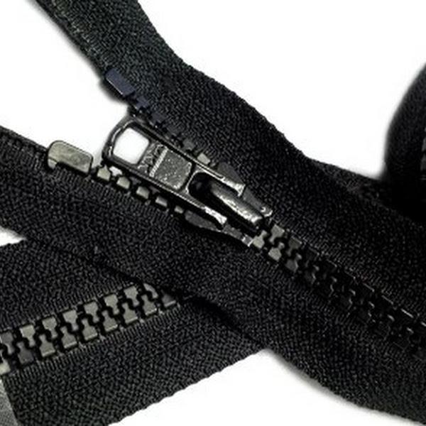 Vislon Plastic Zips